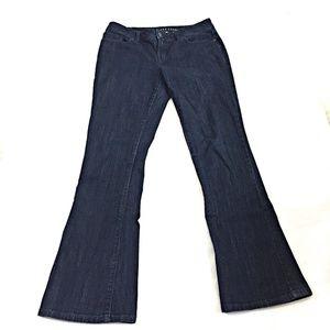 Lauren Conrad Women's SZ 8 Jeans Dark Wash